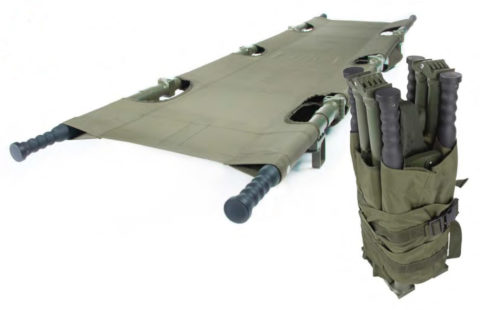 Medevac4 Military Folding Stretcher