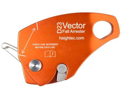 Vector-fall-arrestor