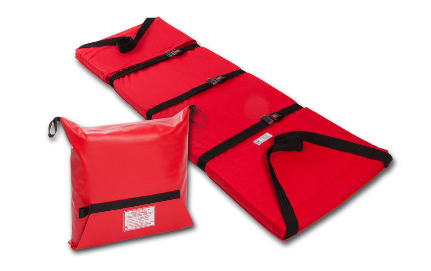 Ski pad 3 buckle option