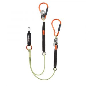 Heightec-Elite-twin-lanyard-1.75m- double-clip back-for-overhead-lines